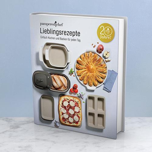 Das Pampered Chef Koch- und Backbuch