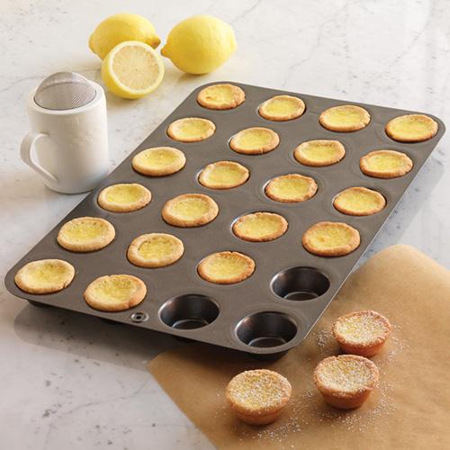 Grundrezept Mini-Muffins