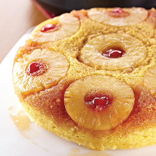 karamellisierter-ananaskuchen