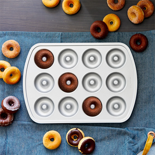 Schokoladen-Donuts